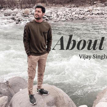 About Vijay Singh Shekhawat - RockViju
