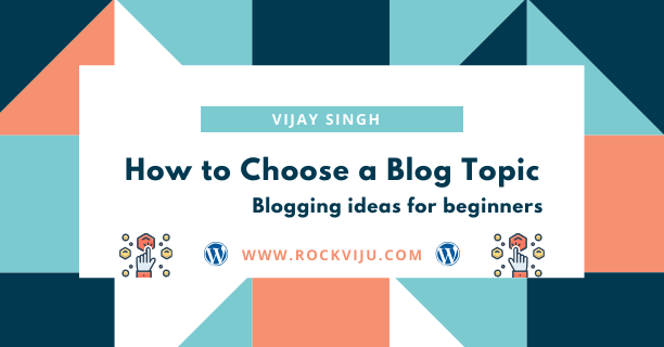 How to Choose a Profitable Blog Topic