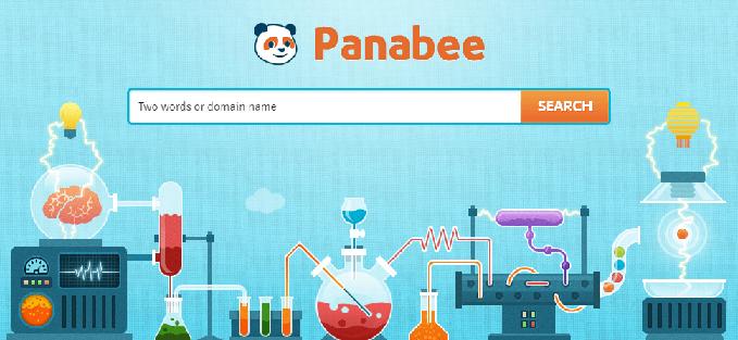 panabee domain name generator tool