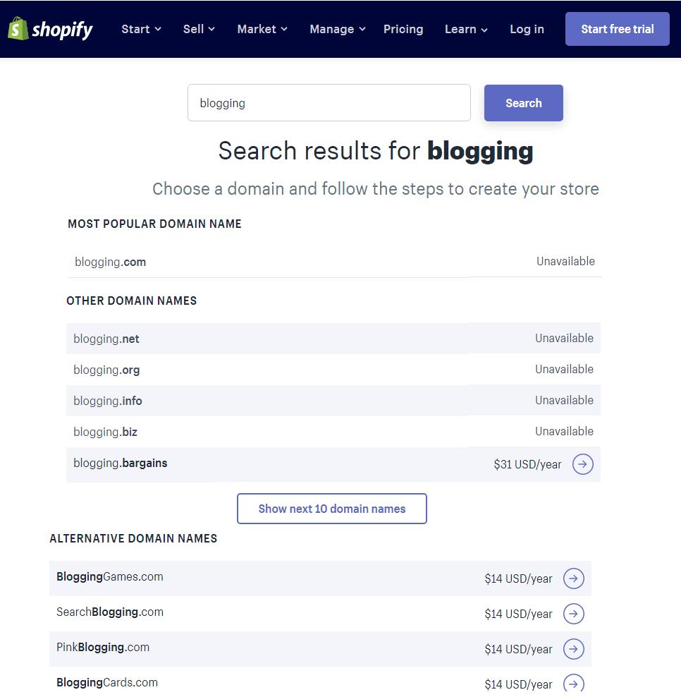 shopify-tools-domain-name-generator-search-livingblogging-com